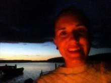 Rebecka Carlsson, språkrör Grön Ungdom, medverkar på FUTUREPERFECT Festival