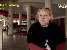 Annika Silkeberg - regissör - presenterar Jeanne d´Arc.