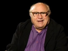 Danny DeVito; 'Universal Pictures, Haappy Birthday tooo Yoou! I love being part of it...'