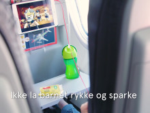 Ekspertenes tips: Fly med barn