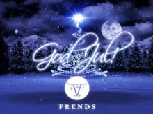 God Jul og Godt Nytt år fra Frends AS