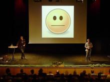 """Humorföreställningen """"Den Lyckliga Pessimisten"""" kommer till Moraparken 11 november"""