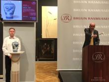 Auktionsrekord: Ming-vase til 12 mio. kr.