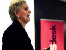 Informasjonsdirektør i Ford Norge, Anne Sønsteby, deler sine beste tips om Mynewsdesk