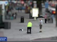 CCTV montage-serial burglars