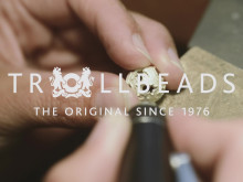 Trollbeads Stardust kollektion in the making
