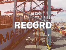 New record loading video in Gothenburg