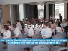 Ramboll Sverige nominerat för årets bästa interna event i stor branschtävling
