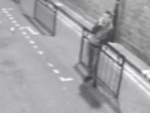 CCTV footage of man sought following rape in Hounslow