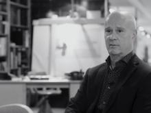 Ingemar Essebro, Koncernchef på Essing AB och ordförande på Sveriges VVS-museum, stolt medlem av Comfort-kedjan