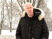 David Eberhard bjuder in till INOMs föreläsningsdag den 7 april i Uppsala