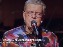 """""""...har du sett världen"""" om Malmös historia och Mikael Wiehes liv gästspelar på Folkoperan"""