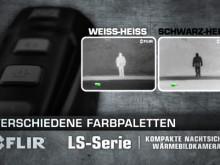 Övervakningskamera FLIR LS 64