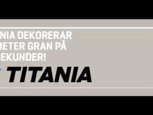 Titanias granfilm till förmån för Läkarmissionen och deras hjälparbete i Uganda.