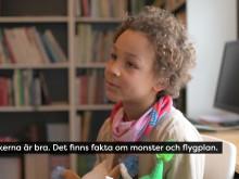 Elevers tankar om Polyglutt skola