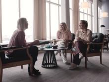 Anja och Filippa lär sig allt om kaffe - Avsnitt 1: Historia med Kathrine