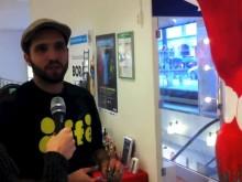 Shai Dahan om Borås egen United Buddy Bear