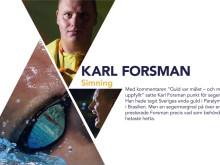 """Vi presenterar de nominerade i kategorin """"Årets manliga idrottare inom parasporten"""" inför Parasportgalan"""
