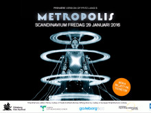 Metropolis trailer Göteborg