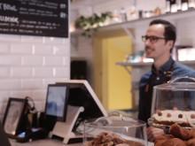 Alex är bäst i Sverige på Latte Art