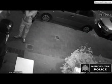 CCTV footage of Putney moped theft