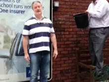 Allianz Group Communications UK respond to Ice Bucket Challenge Nomination