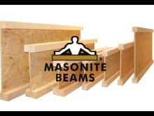 Tillverkning av I-balkar hos Masonite Beams