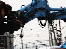Att jobba som Bantekniker på Strukton Rail