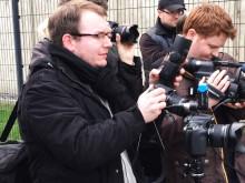 Weltrekord im Kronkorkensammeln. Erlöse gehen an die Felix Burda Stiftung