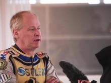 Robert Gustafsson - om motorintresset och Skövde