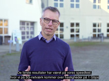 5G pilot i Telenor Danmark