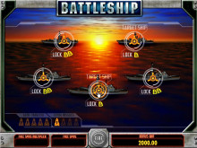BATTLESHIP slot at Vera&John