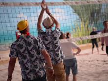 Sommarfest med Arvingarna på Beach Center