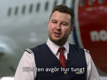 I den här videon får du veta hur mycket handbagage du får ta med dig ombord