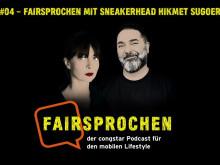 "congstar FAIRsprochen mit ""Sneaker-König"" Hikmet Sugoer"