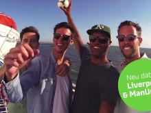 Seereise trifft auf englischen Spitzenfußball