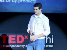 Ribhu Vohra at TEDxDelhi