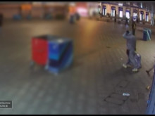 CCTV of three men sought following robbery in Barking