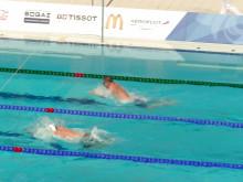 Universiaden: Erik Persson putsade sitt nya rekord från förmiddagen ytterligare