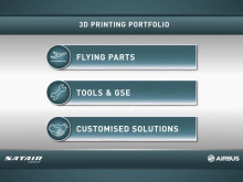 Satair Group Additive Manufacturing 3D