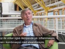 Professor Jan Raa forklarer hvorfor Calanusolje er noe mer enn en vanlig EPA/DHA omega-3-fettsyre-olje