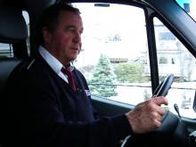 Typisk drosjesjåfør 2