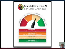 GreenScreen for Safer Chemicals - en presentation