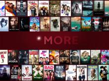 C Mores nye comedy show Mørk & More med Brian Mørk. Premiere 23. marts.