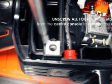 Kaasuttimen vaihto Norton Clipperin käsikäyttöisiin, bensiinillä toimiviin katkaisusahoihin - Video
