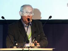 Tisdag 22 maj på Logistik och Transportmässan 2012 - Claes Alvstam