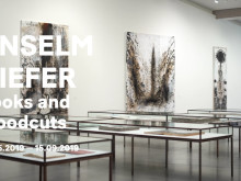 Promotional Video - Anslem Kiefer – Books and Woodcuts