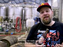 GBG Beer Week Official Beer 2018 – Dugges Strawberry Sour Beer
