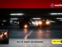 SF Anytime tv-reklam för The Dark Knight Rises