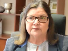 Dr. Barbara Wells, Director General of the International Potato Center, Lima, Peru, comments on receiving Al-Sumait Prize for Food Security
